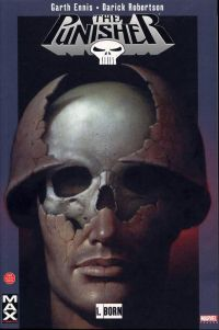 The Punisher T1 : Born, comics chez Panini Comics de Ennis, Robertson, Mounts, Walkuski