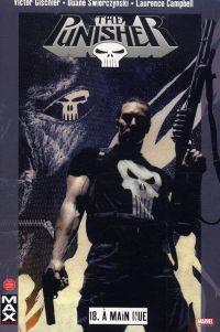 The Punisher – Max Comics, T18 : A main nue (0), comics chez Panini Comics de Maberry, Gischler, Swierczynski, Lacombe, Campbell, Palo, Loughridge, Peru, Bradstreet