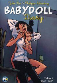 Babydoll diary T2, bd chez Casterman de Julie k., Sherding, Samkat