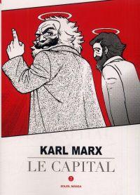 Le Capital T2 : , manga chez Soleil de Variety artworks studio, Engels, Marx
