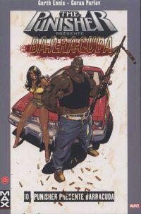 The Punisher T10 : Punisher présente Barracuda (0), comics chez Panini Comics de Ennis, Parlov, Brown