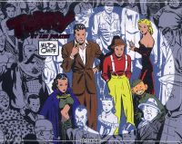 Terry et les pirates T1 : 1934-1936 (0), comics chez BDartist(e) de Caniff