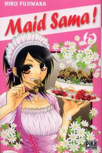 Maid sama ! T5, manga chez Pika de Fujiwara