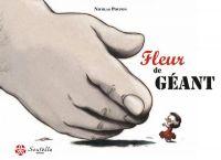 Fleur de géant, bd chez Scutella Editions de Poupon