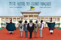 Petite histoire des colonies françaises T4 : La Françafrique (0), bd chez Flblb de Jarry, T.