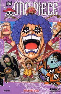 One Piece T56, manga chez Glénat de Oda