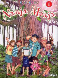 Nanja monja T1, manga chez Glénat de Itô