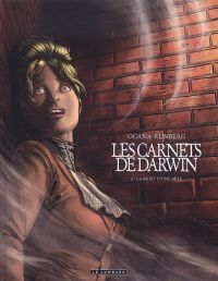 Les carnets de Darwin T2 : La mort d'une bête (0), bd chez Le Lombard de Runberg, Ocaña, Bellaoui