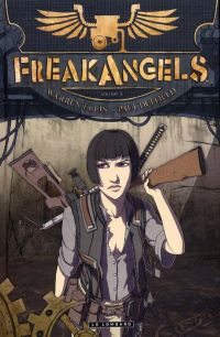 Freak Angels T3, comics chez Le Lombard de Ellis, Duffield