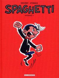 Spaghetti T1, bd chez Le Lombard de Goscinny, Attanasio