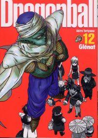 Dragon Ball – Ultimate edition, T12, manga chez Glénat de Toriyama