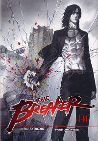 The Breaker T1, manga chez Booken Manga de Keuk-Jin, Jeon, Park
