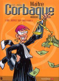 Maître Corbaque avocate T1 : Que justice soit (mal) faite ! (0), bd chez Sandawe de Zidrou, E411