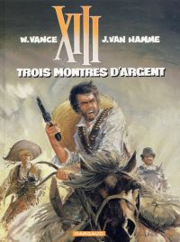 XIII T11 : Trois montres d'argent (0), bd chez Dargaud de Van Hamme, Vance, Petra