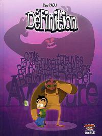 Définition, bd chez Makaka éditions de Paoli