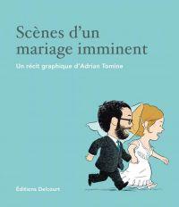 Scènes d'un mariage imminent, comics chez Delcourt de Tomine