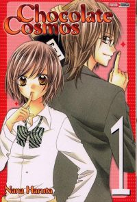 Chocolate cosmos T1, manga chez Panini Comics de Haruta