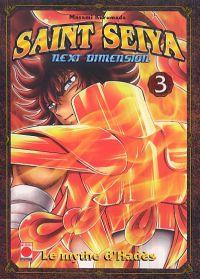 Saint Seiya - Next Dimension T3, manga chez Panini Comics de Kurumada