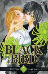 Black bird T3, manga chez Pika de Sakurakouji
