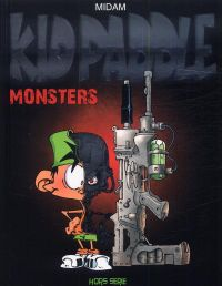 Kid Paddle : Monsters (0), bd chez Mad Fabrik de Midam
