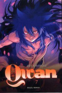 Qwan T7, manga chez Soleil de Shimizu