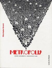 Métropolis, bd chez Les enfants rouges de Girard
