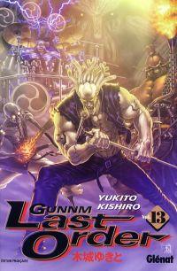 Gunnm Last Order T13, manga chez Glénat de Kishiro