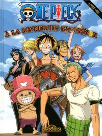 One Piece : A la recherche du trésor (0), manga chez Les livres du dragon d'or de Oda, Toei Animation