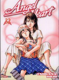 Angel heart T32, manga chez Panini Comics de Hôjô