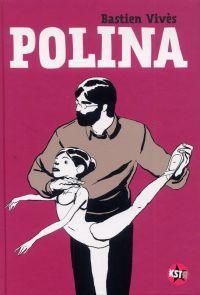 Polina, bd chez Casterman de Vivès