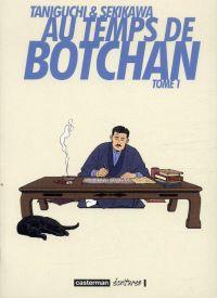 Au temps de Botchan T1, manga chez Casterman de Sekikawa, Taniguchi