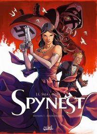Spynest T1 : Birdwatchers (0), bd chez Soleil de Sala, Alliel, Champelovier