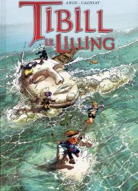 Tibill le Lilling T2 : Mata a ri (0), bd chez Soleil de Ange, Cagniat, Guillo