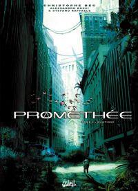 Prométhée – cycle 1, T4 : Mantique (0), bd chez Soleil de Bec, Bocci, Raffaele, Digikore studio