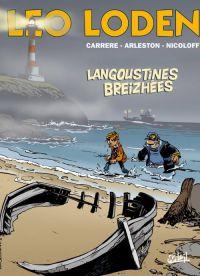 Léo Loden T20 : Langoustines breizhées (0), bd chez Soleil de Arleston, Nicoloff, Carrère, Cerise