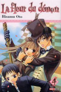 La fleur du démon T4 : , manga chez Panini Comics de