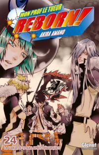 Reborn ! Mon prof le tueur T24 : La Varia de 10 ans après débarque ! (0), manga chez Glénat de Amano