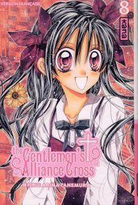 The gentlemen's alliance cross T8, manga chez Kana de Tanemura
