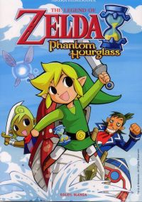 The Legend of Zelda - Phantom hourglass : , manga chez Soleil de Himekawa