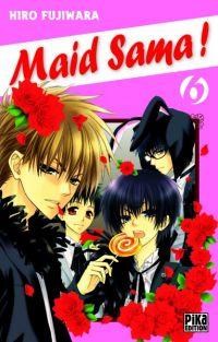 Maid sama ! T6, manga chez Pika de Fujiwara