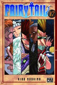 Fairy Tail T17, manga chez Pika de Mashima