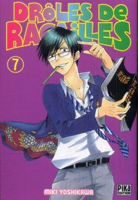 Drôles de racailles T7, manga chez Pika de Yoshikawa
