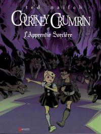 Courtney Crumrin – Edition Noir & Blanc, T5 : et l'apprentie sorcière (0), comics chez Akileos de Naifeh