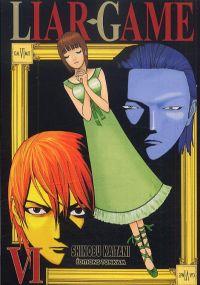 Liar game T6, manga chez Tonkam de Kaitani