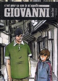 C'est pour ça que je m'appelle Giovanni, bd chez Dargaud de Stassi