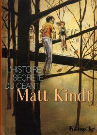 L'Histoire secrète du géant : , comics chez Futuropolis de Kindt