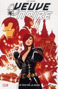 Black Widow - Veuve Noire, 100% Marvel : Le nom de la rose (0), comics chez Panini Comics de Liu, Deconnick, McKelvie, Wilson, Acuña