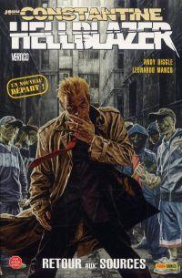 John Constantine - Hellblazer T1 : Retour aux sources (0), comics chez Panini Comics de Diggle, Zezelj, Manco, Loughridge, Bermejo