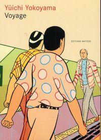 Voyage, manga chez Matière de Yokoyama