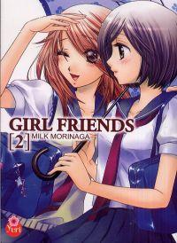 Girl friends T2, manga chez Taïfu comics de Morinaga